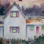 Country House Art Print