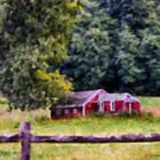 Country Living Art Print