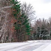 Country Winter 9 Art Print