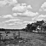Countryside Views 3 Art Print