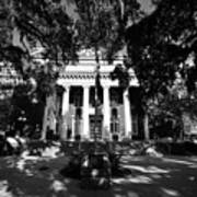 County Courthouse Art Print