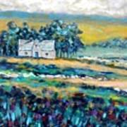 County Wicklow - Ireland Art Print