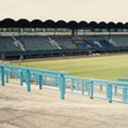 Coventry City - Highfield Road - South Side Main Stand 2 - August 1991 Art Print