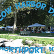 Cow Harbor Day  Art Print