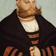 Cranach The Elder Art Print
