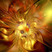 Cranial Supernova Art Print