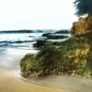 Crash Boat Beach, Pr Art Print