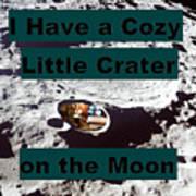 Crater28 Art Print