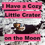 Crater29 Art Print