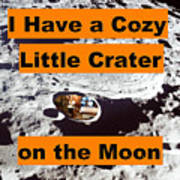 Crater3 Art Print