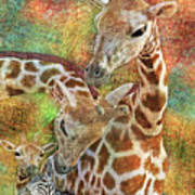 Creatures Great And Small Art Print