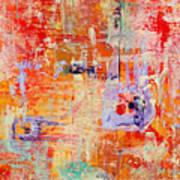 Crescendo Print by Pat Saunders-White
