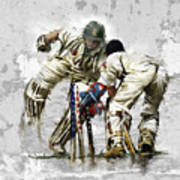 Cricket1 Art Print