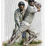 Cricket2 Art Print