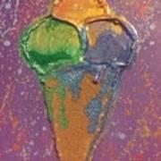 Crill's Ice C.r.e.a.m. Art Print
