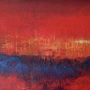 Crimson Sky Art Print