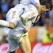 Cristiano Ronaldo 5 Art Print