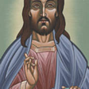 Cristo Pantocrator 175 Art Print