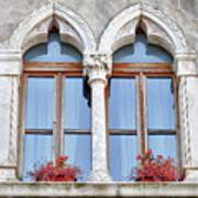 Croatian Windows Art Print