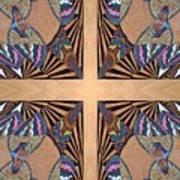 Cross Reflections Art Print