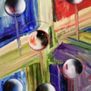 Crossing Dimensions Art Print