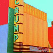 Crump Color Art Print