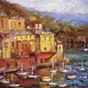 Crunchy Porto II Art Print