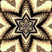 Crystal 6134 Art Print