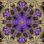 Crystal 6138 Art Print