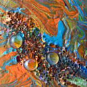 Crystal Reef Of The Keys Art Print