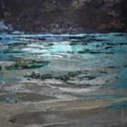 Crystal Sea Art Print