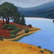 Crystal Springs Art Print