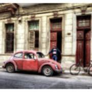Cuba 17 Art Print