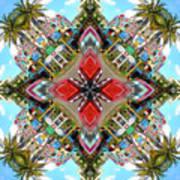 Cuban Kaleidoscope Art Print
