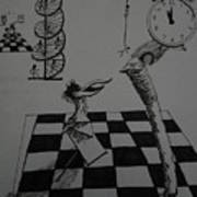 Cuckoo Game Art Print