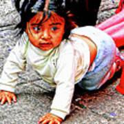 Cuenca Kids 1012 Art Print