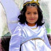 Cuenca Kids 1037 Art Print