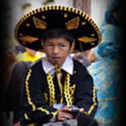 Cuenca Kids 670 Art Print
