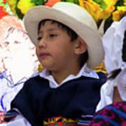 Cuenca Kids 833 Art Print