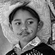 Cuenca Kids 883 Art Print