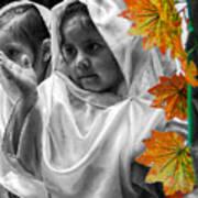 Cuenca Kids 885 Art Print