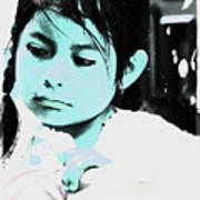 Cuenca Kids 886 Art Print