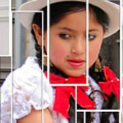 Cuenca Kids 890 Art Print