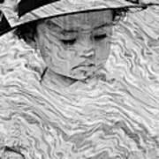 Cuenca Kids 894 Art Print