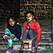 Cuenca Kids 953 Art Print