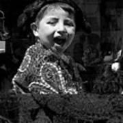 Cuenca Kids 954 Art Print