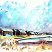 Culatra Island 07 Art Print