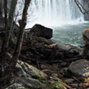 Cumberland Falls Ky One Art Print