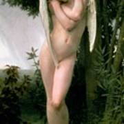 Cupidon Art Print by William Adolphe Bouguereau