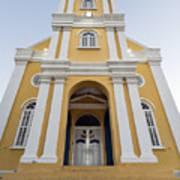 Curacao - The Office Of The Public Prosecutor Art Print